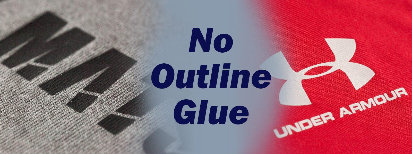 No Outline Glue